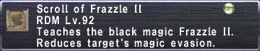 Frazzle II