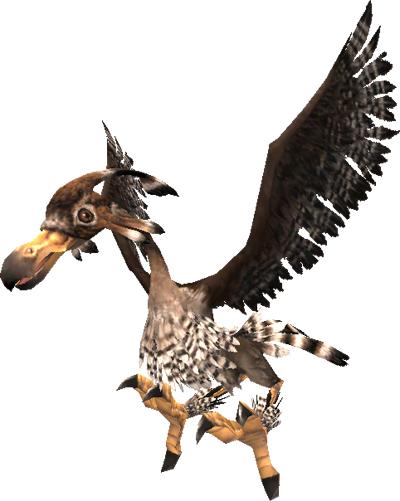 Onyx Bird (MON)