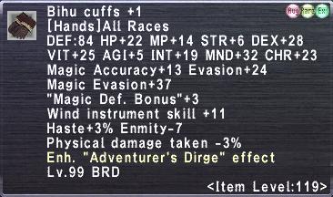 Bihu Cuffs +1