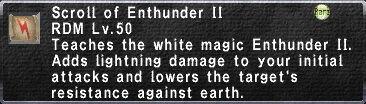 Enthunder II