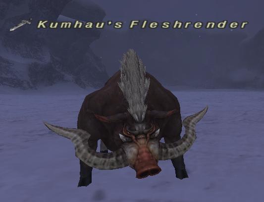 Kumhau's Fleshrender
