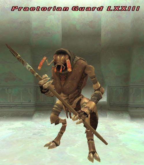 Praetorian Guard LXXIII