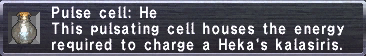 Pulse Cell: He