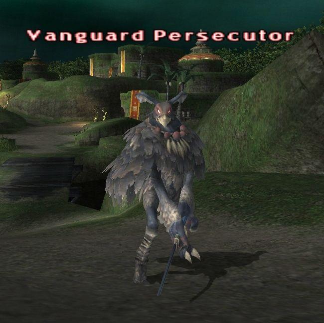 Vanguard Persecutor