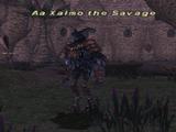 Aa Xalmo the Savage