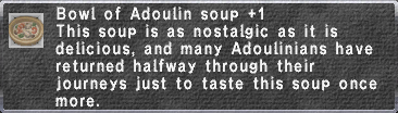 Adoulin Soup +1