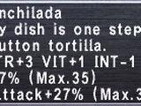 Mutton Enchilada