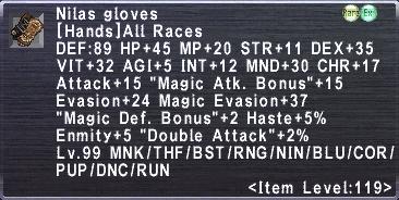 Nilas Gloves