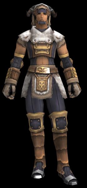 Beast Armor Set