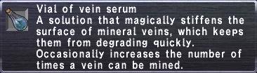 Vein Serum