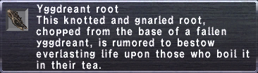 Yggdreant Root
