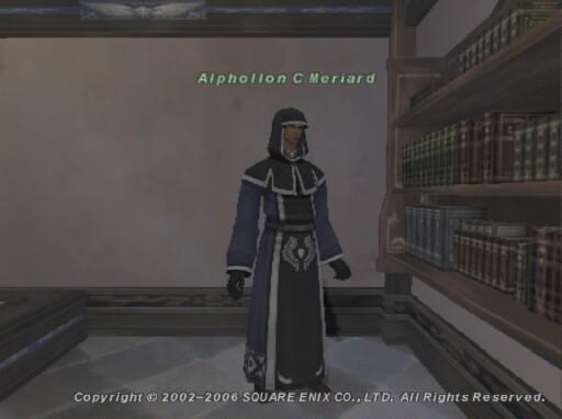 Alphollon C Meriard