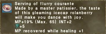 Flurry Courante