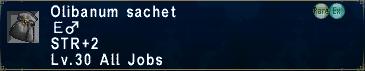 Olibanum Sachet