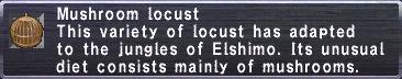 Mushroom Locust