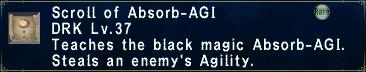 Absorb-AGI