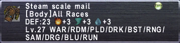 Steam Scale Mail