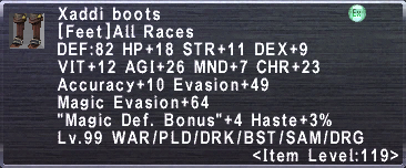 Xaddi Boots
