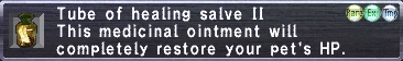 Healing Salve II