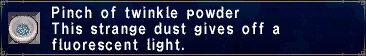 Twinkle Powder