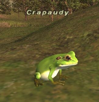 Crapaudy