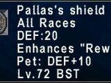 Pallas's Shield