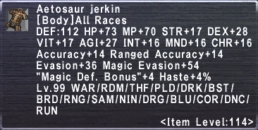 Aetosaur Jerkin