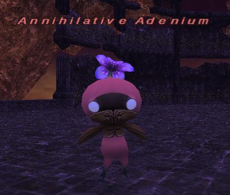 Annihilative Adenium
