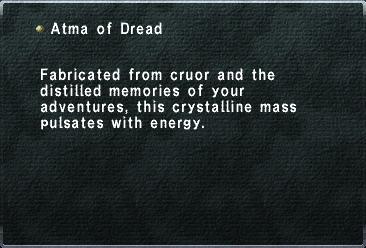 Atma of Dread
