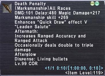 Death Penalty (119-3)