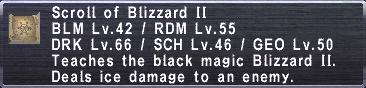 Blizzard II