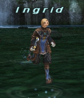 Trust: Ingrid II