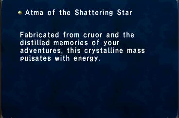 Atma of the Shattering Star