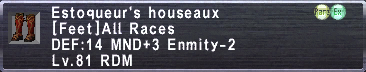 Estoqueur's Houseaux