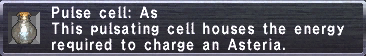 Pulse Cell: As