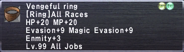 Vengeful Ring