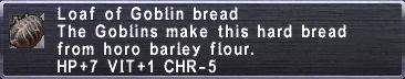 Goblin Bread
