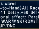 Shiva's Claws