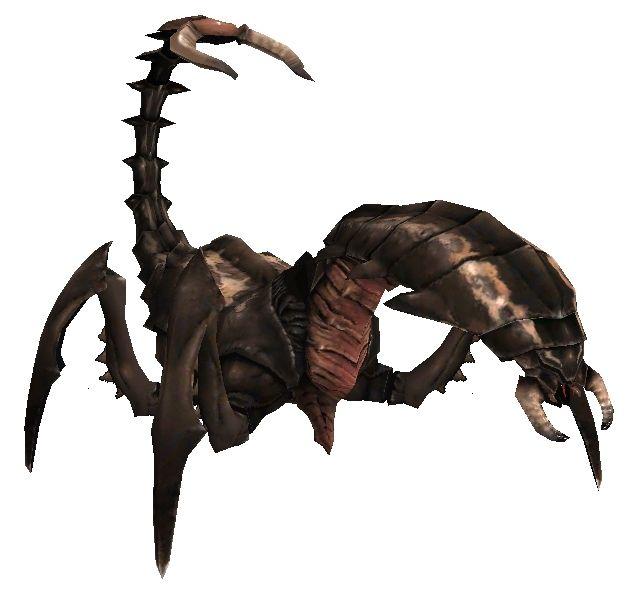 Scorpion (MON)