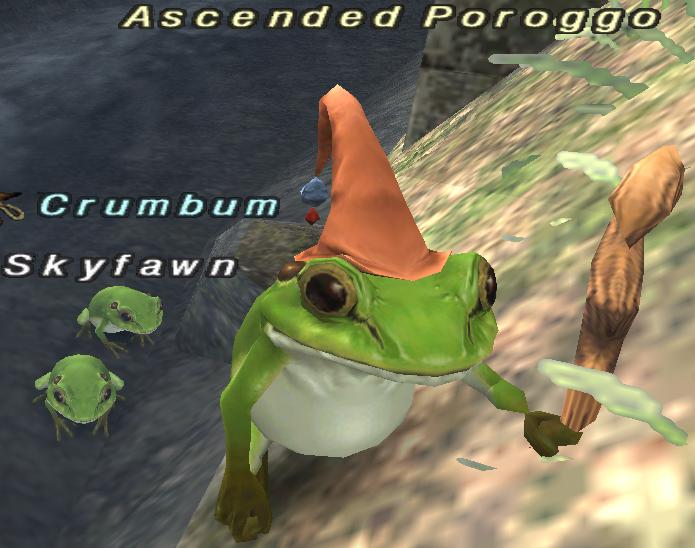 Ascended Poroggo