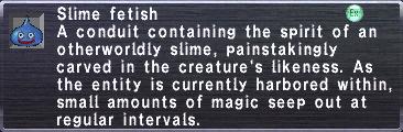 Slime Fetish