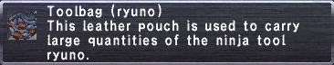 Toolbag (Ryuno)