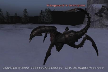 Vanguard's Scorpion