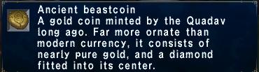 Ancient Beastcoin
