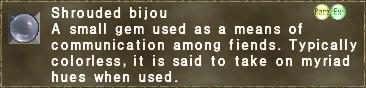 Shrouded Bijou