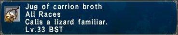 Carrion Broth