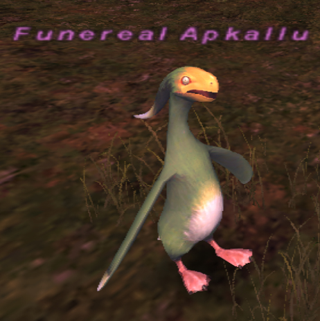 Funereal Apkallu