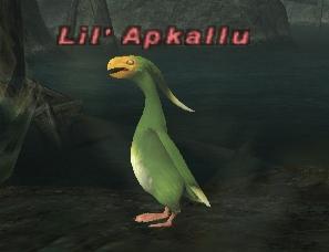Lil' Apkallu
