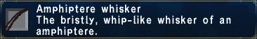Amphiptere Whisker
