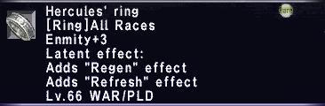 Hercules' Ring